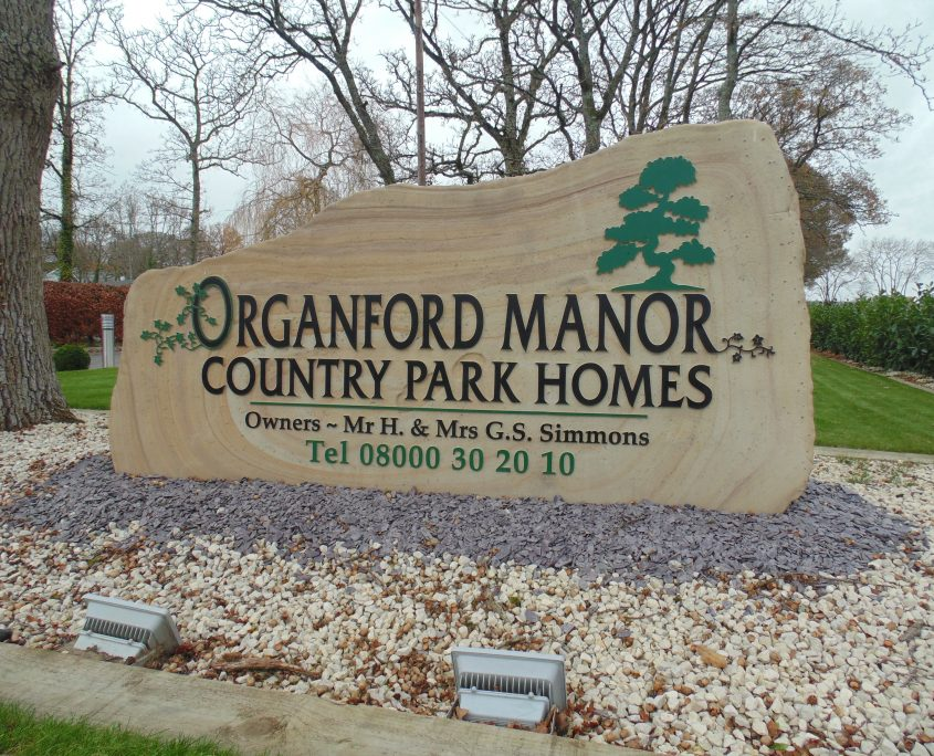 Organford Manor Country Park Homes Welcome