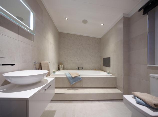 Residential Park Homes Wessex en suite Bedroom
