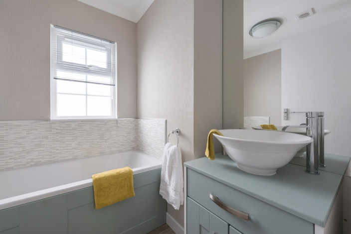 residential park homes omar bathromm sink
