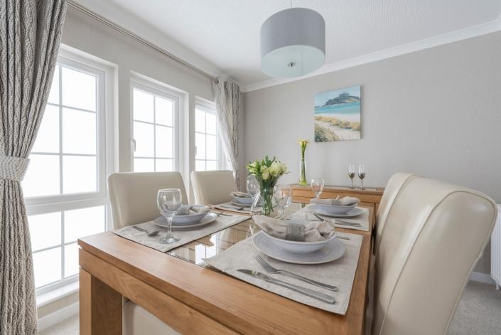 residential park homes omar dining