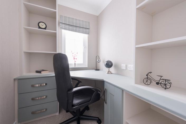 residential park homes omar office