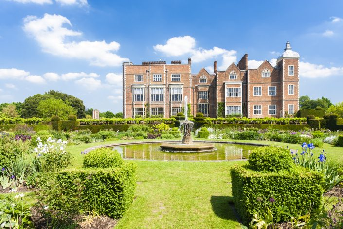 English manor near Saffron Walden