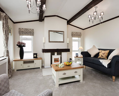 Woodlands Park Homes interior